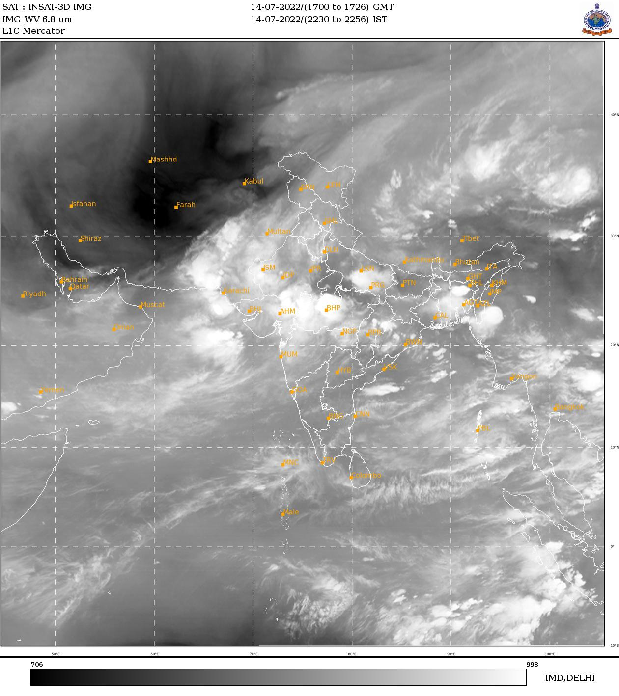 KWS Chennai | Satellite Imagery