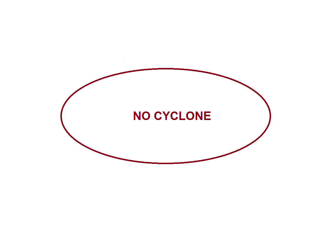 Map with track of cyclonic disturbance over North Indian Ocean (RSMC/IMD)
